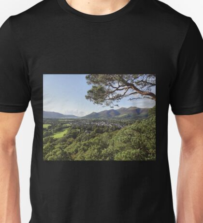 """Towards Keswick"", Cumbria, UK Unisex T-Shirt"
