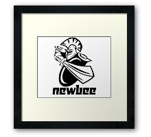 Newbee Gaming  Framed Print