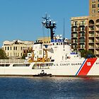 Coast Guard Ship by Cynthia48