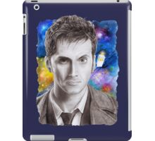 Doctor Who No.10 - David Tennant 1 iPad Case/Skin