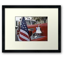 Everyday Hero Framed Print