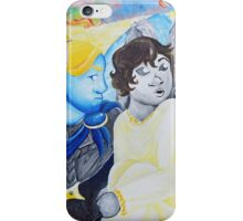 Michael, Gabriel, Uriel, & Raphael iPhone Case/Skin