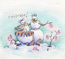 Celebrate! by Lori Lukasewich
