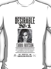 Desirable Number 1 T-Shirt