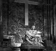 La Pieta (iPhone Case) by Paul Louis Villani
