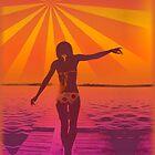 Bathing Sun by KerCos86