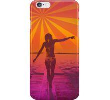 Bathing Sun iPhone Case/Skin