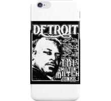 Butch Jones iPhone Case/Skin