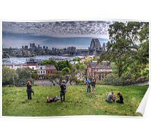 Before The Photowalk - Scott Kelby Worldwide Photowalk, Sydney 2011 Poster