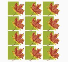 Fall Leaves Kids Tee