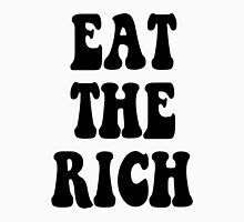 Eat the Rich Occupy Wall Street Unisex T-Shirt