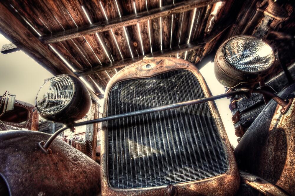 Cabin Cruiser by Bob Larson