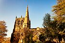 Ormskirk St. Peter and Paul Parish Church by Liam Liberty