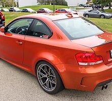 BMW 1M with BBM kit by Scott McKellin