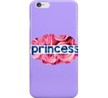 Flower princess of the roses iPhone Case/Skin