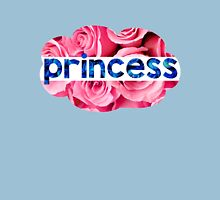 Flower princess of the roses Womens Fitted T-Shirt