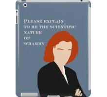 Scientific Nature of Whammy iPad Case/Skin