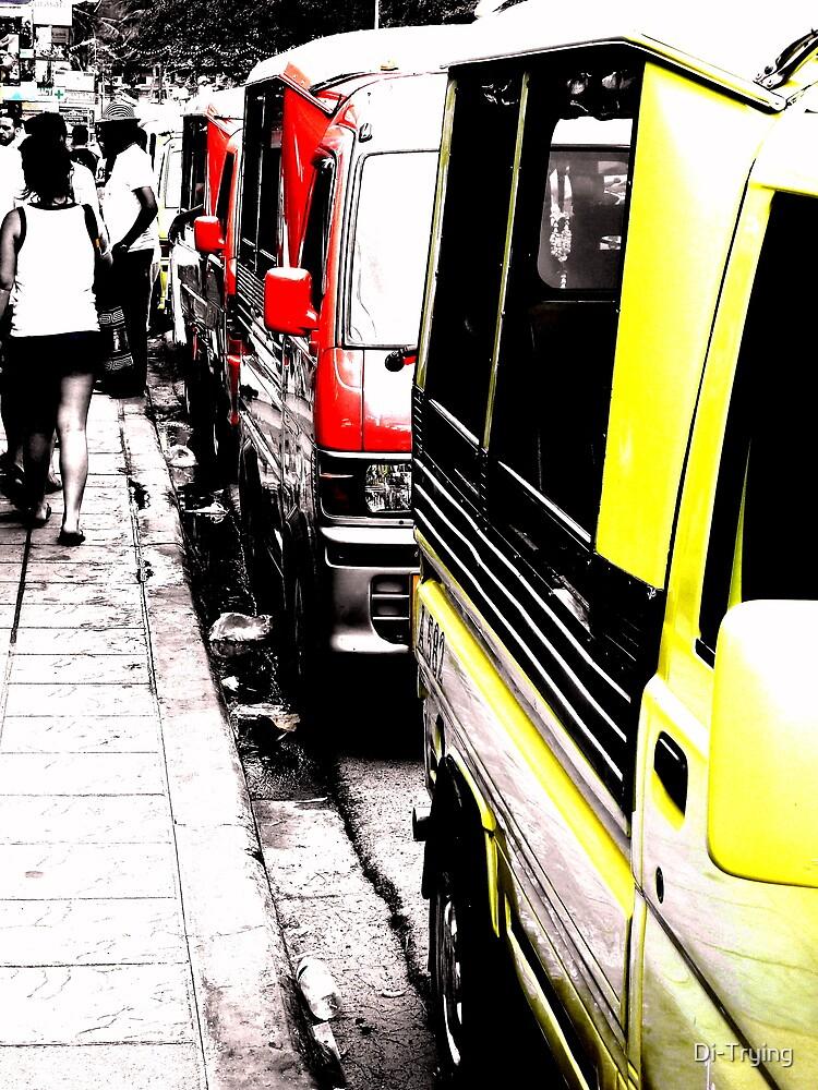 You Want Tuk Tuk Taxi?? by Di-Trying