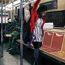 Subway Prayer by Chava Light