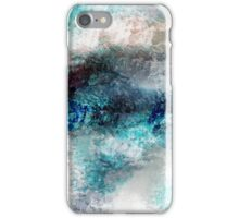 Ocean Spray in Abstract iPhone Case/Skin