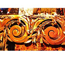 Artisan Brasswork, Carennac France Photographic Print