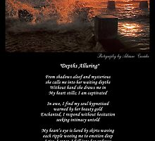 ~ Depths Alluring ~ A collaboration with Adriano Carrideo ~ by Donna Keevers Driver