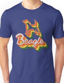 Retro Beagle Unisex T-Shirt