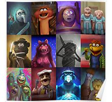 Muppet Maniacs Series 1 Poster