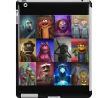 Muppet Maniacs Series 1 iPad Case/Skin
