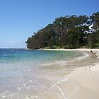 Huskisson Beach Walk  by Donna Huntriss