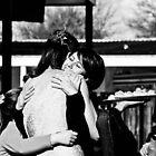 Street Embrace by PhotoJerno