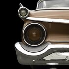 Classic Car (brown) by Beate Gube