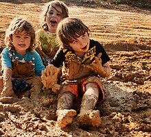 My Mud Monsters by Tam  Locke