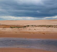 Anna Bay - Australia by Adara Rosalie