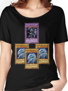 Bue-Eyes Ultimate Dragon Women's Relaxed Fit T-Shirt