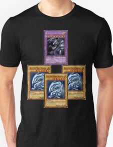 Bue-Eyes Ultimate Dragon T-Shirt