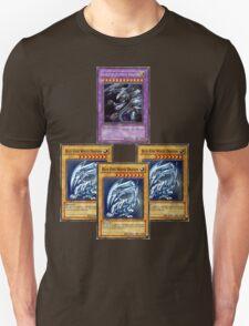 Bue-Eyes Ultimate Dragon T-Shirt