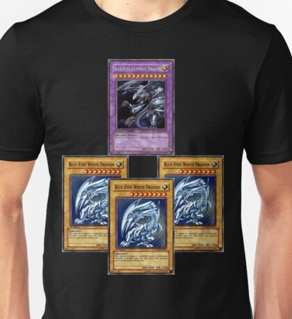 Bue-Eyes Ultimate Dragon Unisex T-Shirt