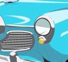 1951 Studebaker Commander - Bullet-Nose Sticker