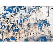 Abstract Art in Action Photographic Print