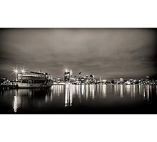 PS Decoy ~ Swan River, Perth WA Photographic Print