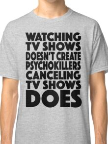 Tv Shows Classic T-Shirt