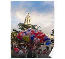 Carthay Circle Balloons Poster