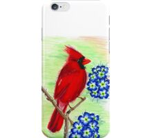 Cardinal iPhone Case/Skin