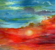 Sunset by Elizabeth Kendall