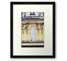 Gumboots at Sans Souci Framed Print