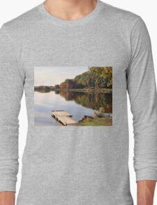 Mirrored reflection Long Sleeve T-Shirt