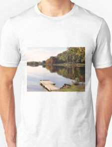 Mirrored reflection Unisex T-Shirt