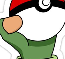 Pokemon - Be The Very Best Sticker