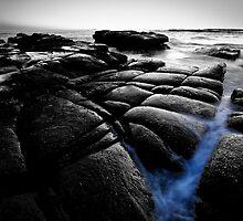 Soldiers Beach by Jason Hilsdon